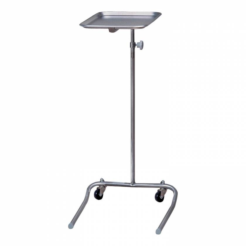 Model 48461 Stainless Steel U-Base Mayo Instrument Stand
