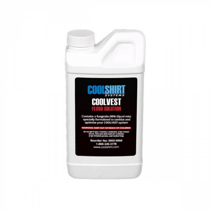 COOLSHIRT CoolVest Flush Solution