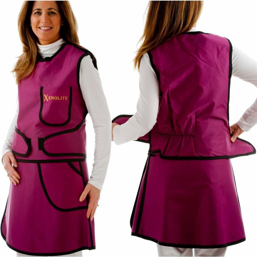 Xenolite Elastic Back Saver Vest & Skirt Apron