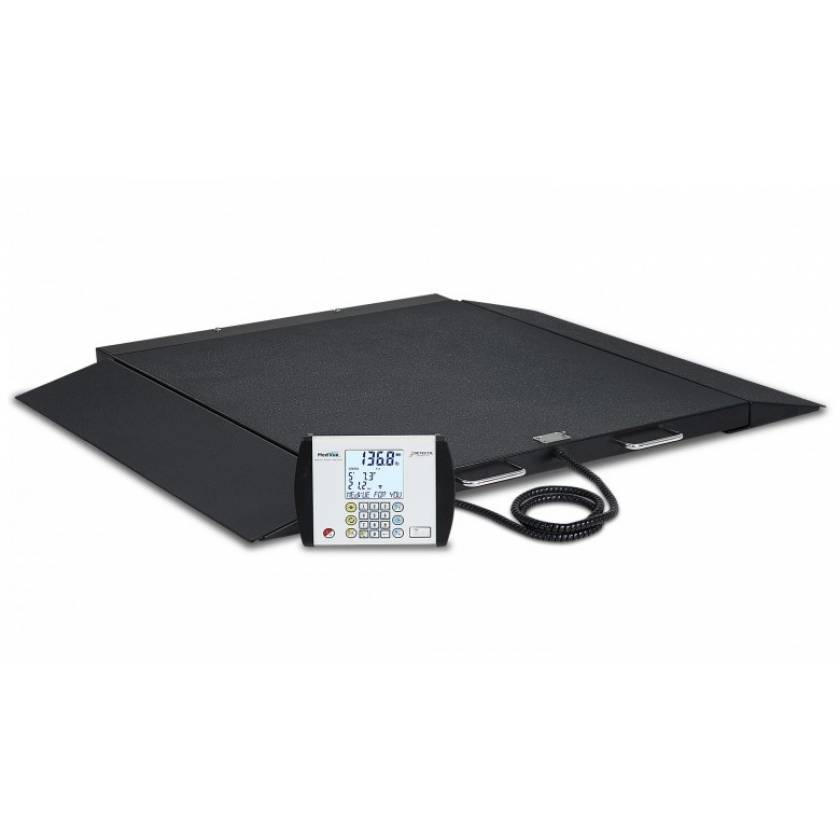 Portable Bariatric Digital Wheelchair Scale