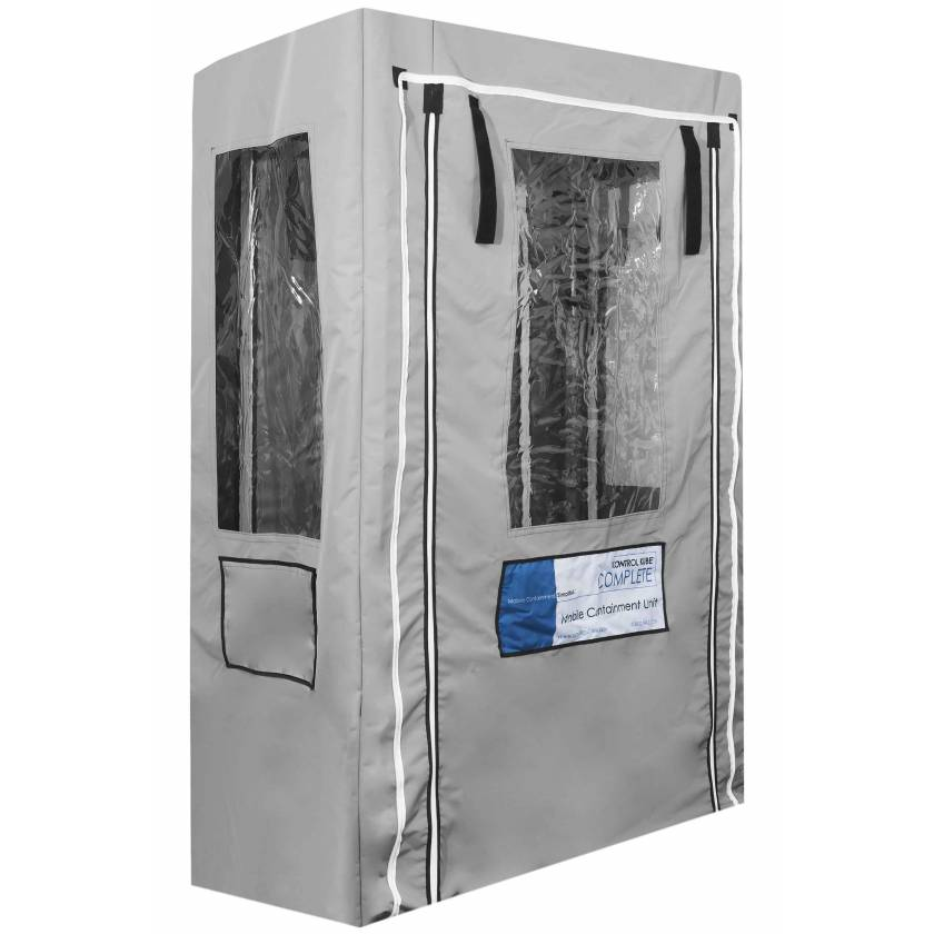 Mobile Containment Unit Advanced Enclosure 8'