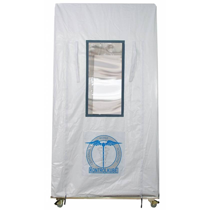 Mobile Containment Unit TopSider System - 10' High