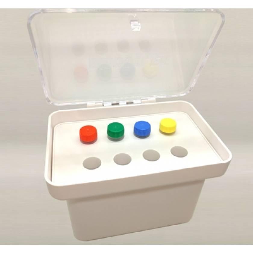 8-Well Biocooler Mini Cooler  For 1.5-2.0ml Tubes