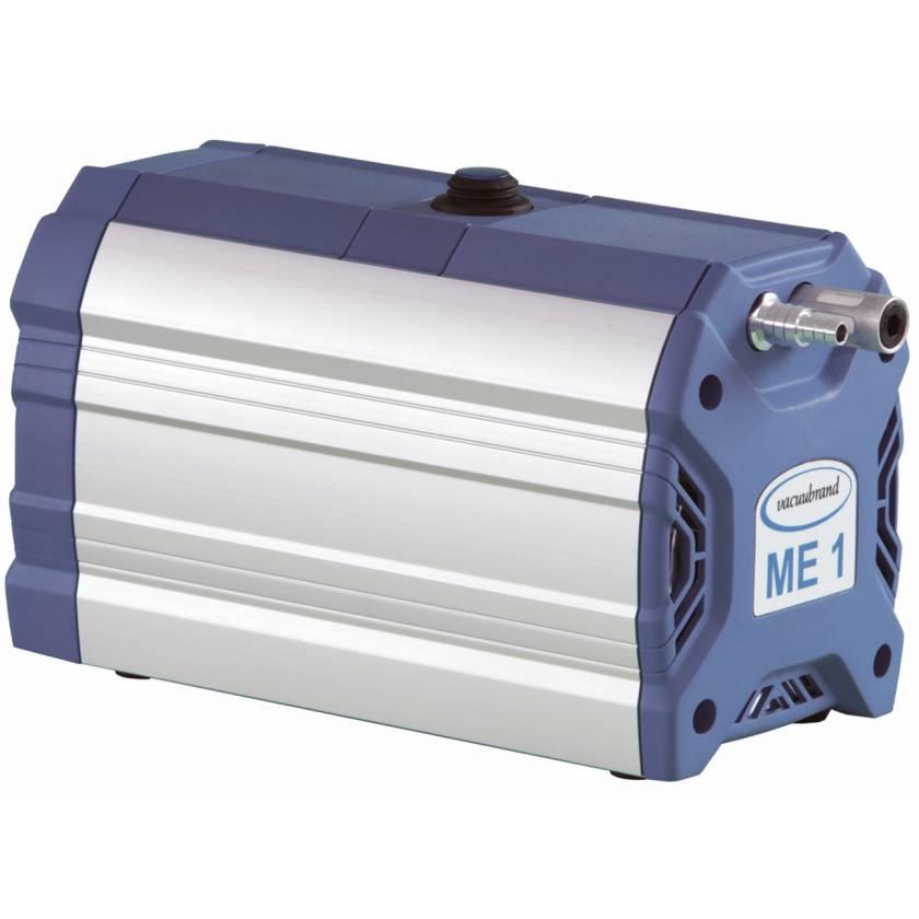 BrandTech VACUUBRAND ME1 Compact Oil-Free Diaphragm Vacuum Pump 120V 50-60Hz