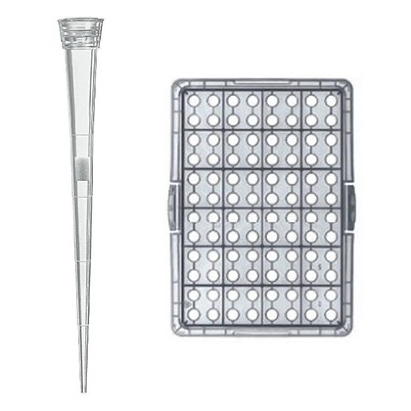 BRAND Bio-Cert Sterile Ultra Low Retention Filter Pipette Tip-Box 1-20uL
