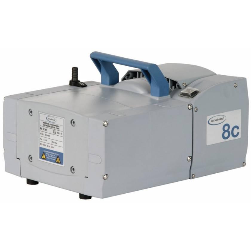BrandTech VACUUBRAND ME8C NT Dry Chemistry Diaphragm Vacuum Pump 120V 50-60Hz