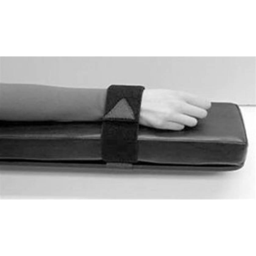 One Piece Wraparound Arm Board Velcro Restraint Strap