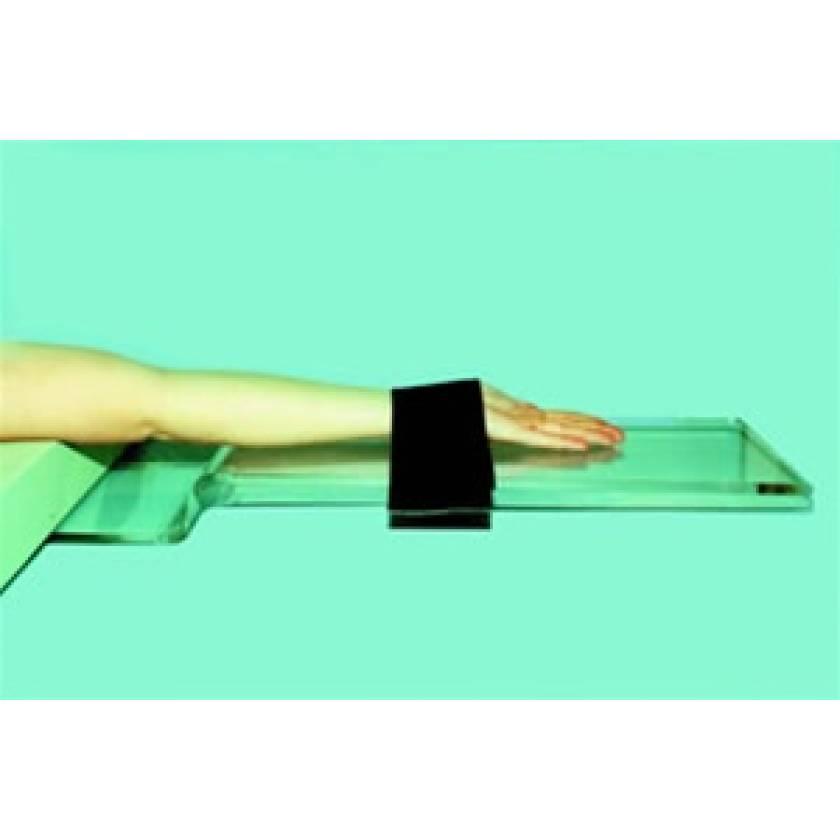 Acrylic Sones Brachial Technique Arm Deck Radiolucent