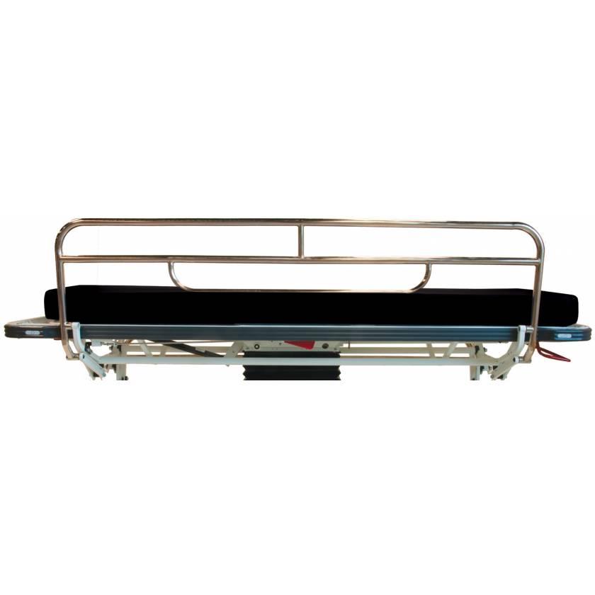 CuVerro Antimicrobial Copper Alloy Side Rail for Pedigo Stretcher Models 5110 & 5400