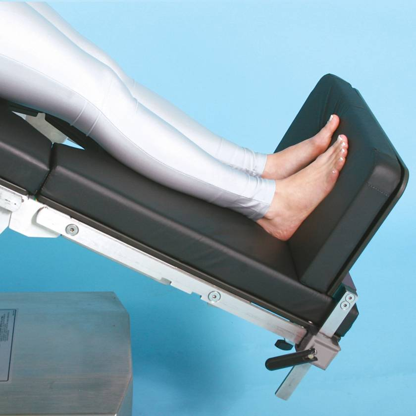 Foot Table Extension With Pad (20 X 10)