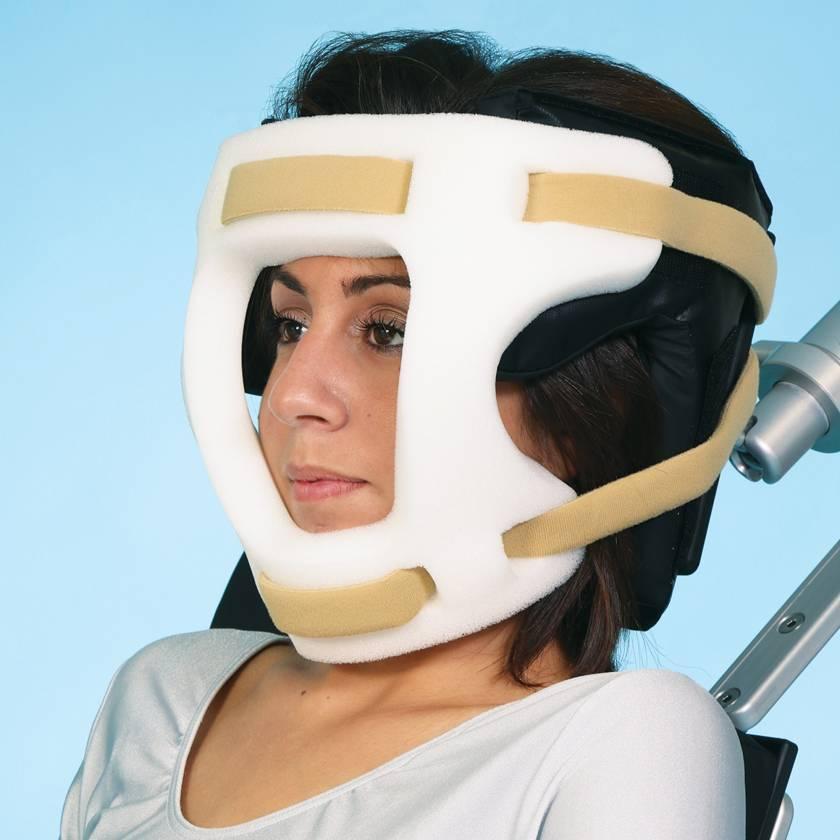 Shoulder Chair Disposable Face Mask
