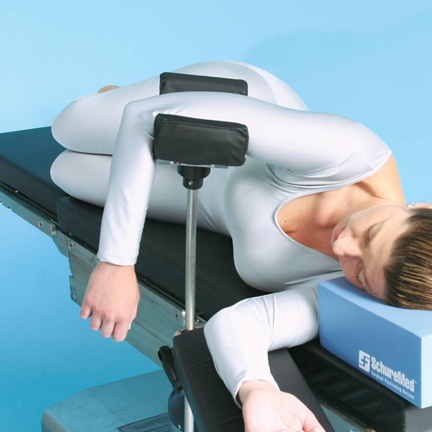 Elbow Arthroscopy Support