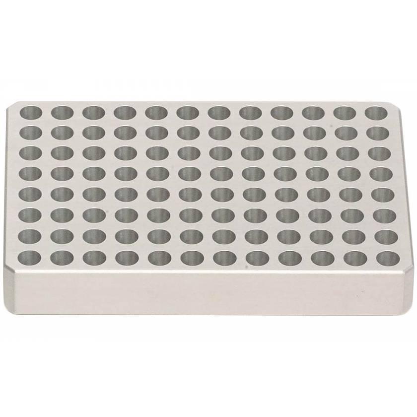 96-Well Aluminum Block For 0.2ml Tubes