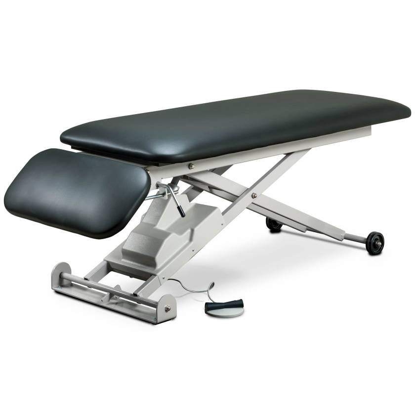 Clinton Model 86220 E-Series Space Saver Power Table with Drop Section