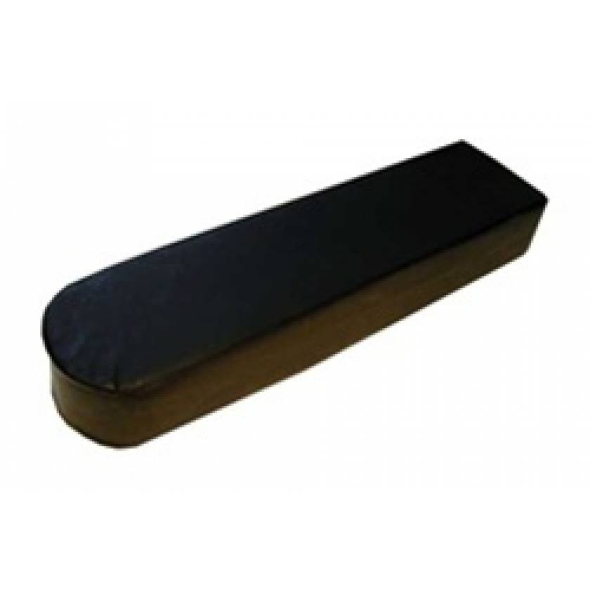 """Amsco 1"""" Thick Deluxe Foam with Gel & Welded Cover Armboard Pad"""
