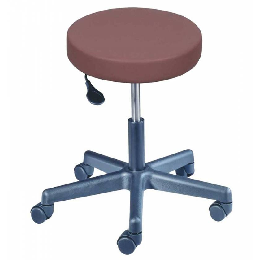 Value Plus Pneumatic Stool & Seamless Seat
