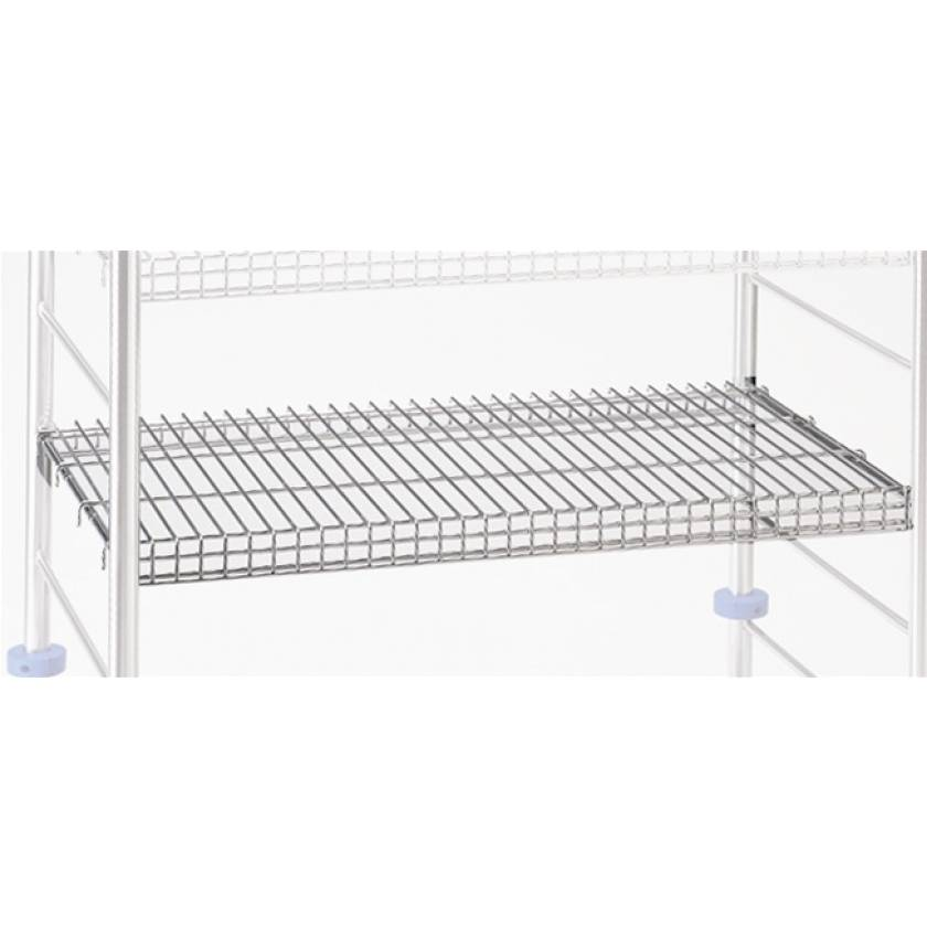 Pedigo Stainless Steel Wire Shelf for CDS-147 Distribution Cart