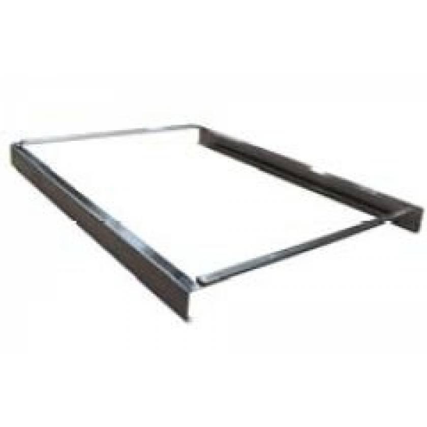 Pedigo Tote Box Hanger For Solid Shelf