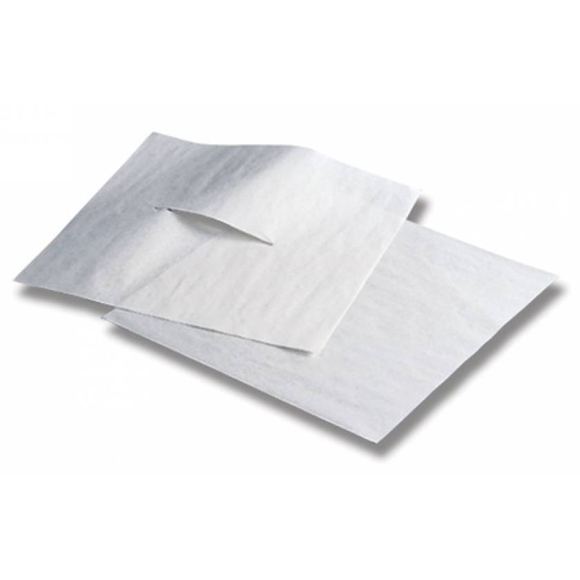 Chiro Facial Sheets - White