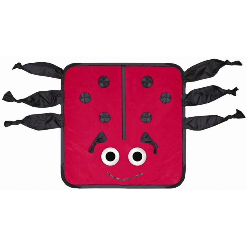 Kiddie Kover Lead Blanket - Ladybug