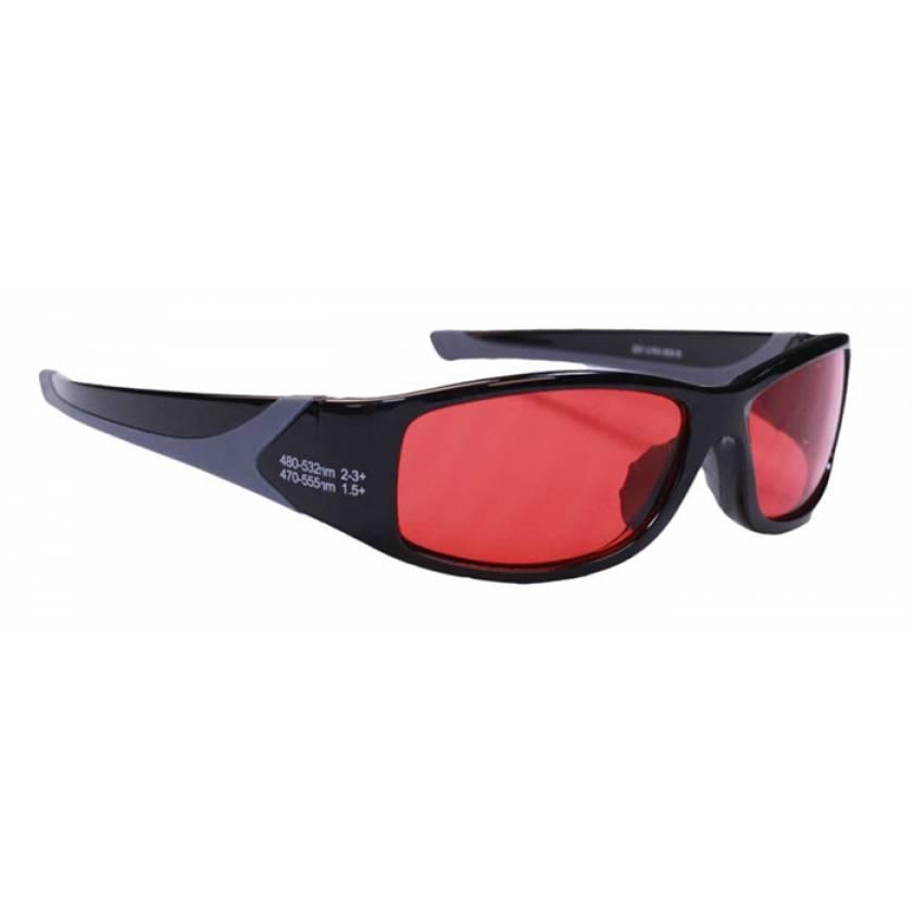 Argon Alignment Laser Safety Glasses - Model 808