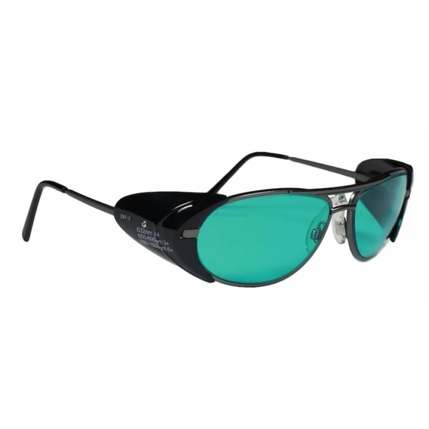 Alexandrite Diode High Light Transmission Laser Safety Glasses - Model 600