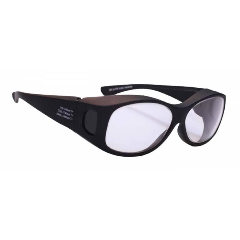 CO2 Erbium Fit-Over Laser Safety Glasses - Model 33
