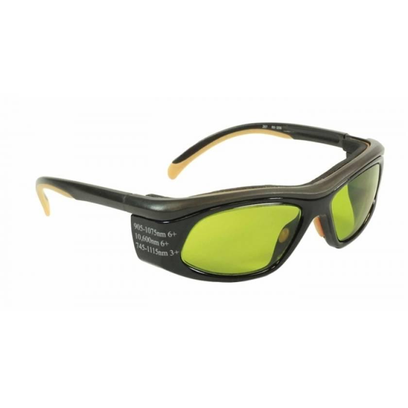 Diode Extended Laser Safety Glasses - Model 206