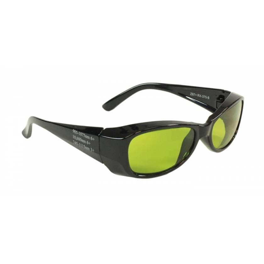 Diode Extended Laser Safety Glasses - Model 375