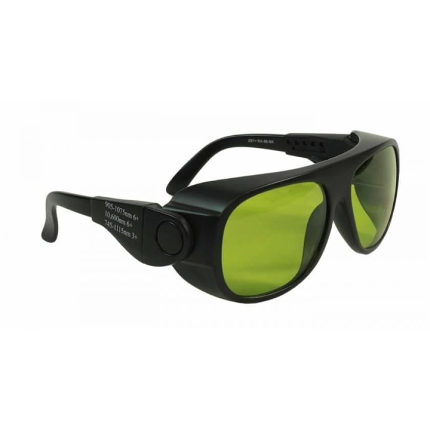 Diode Extended Laser Safety Glasses - Model 66