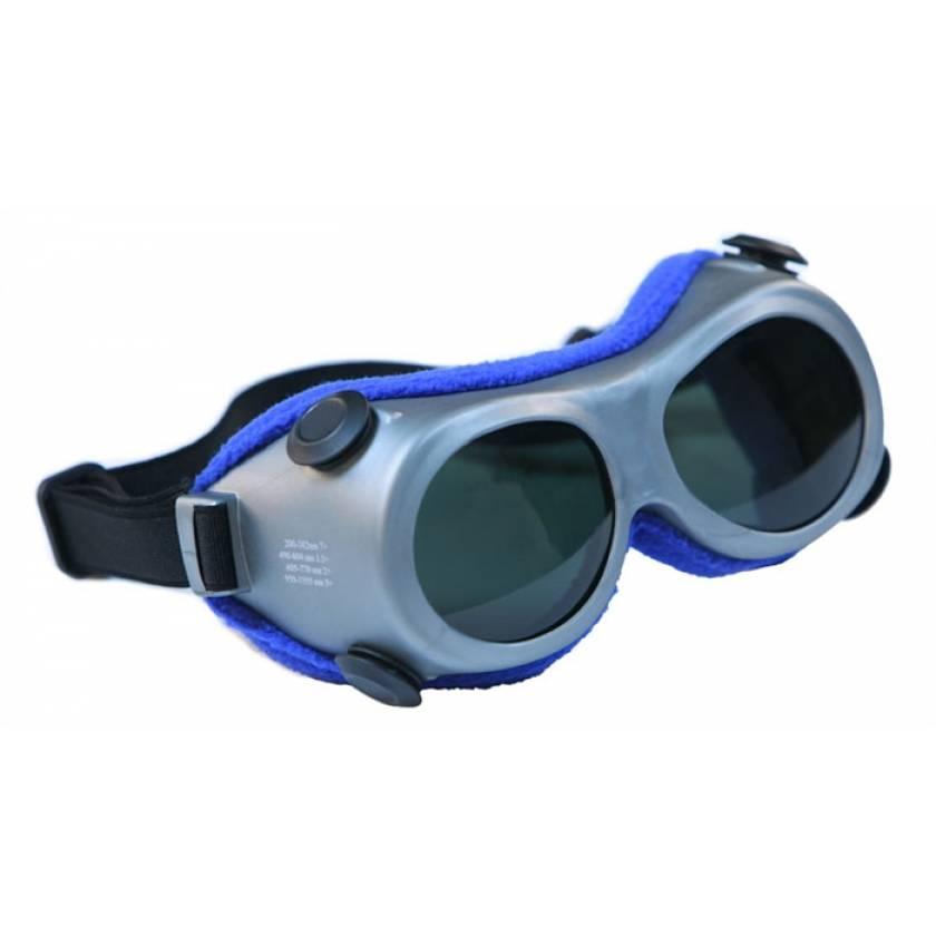 Broadband Alignment Filter Laser Safety Goggle - Model 55