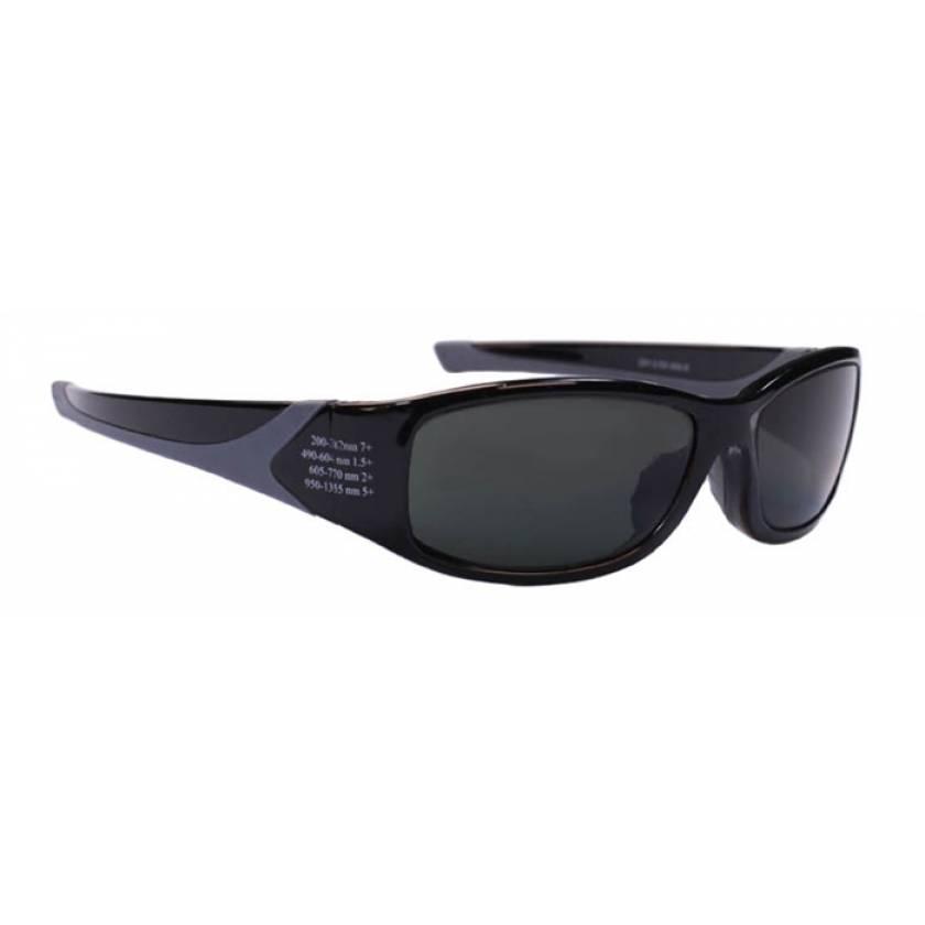 Broadband Alignment Filter Laser Safety Glasses - Model 808
