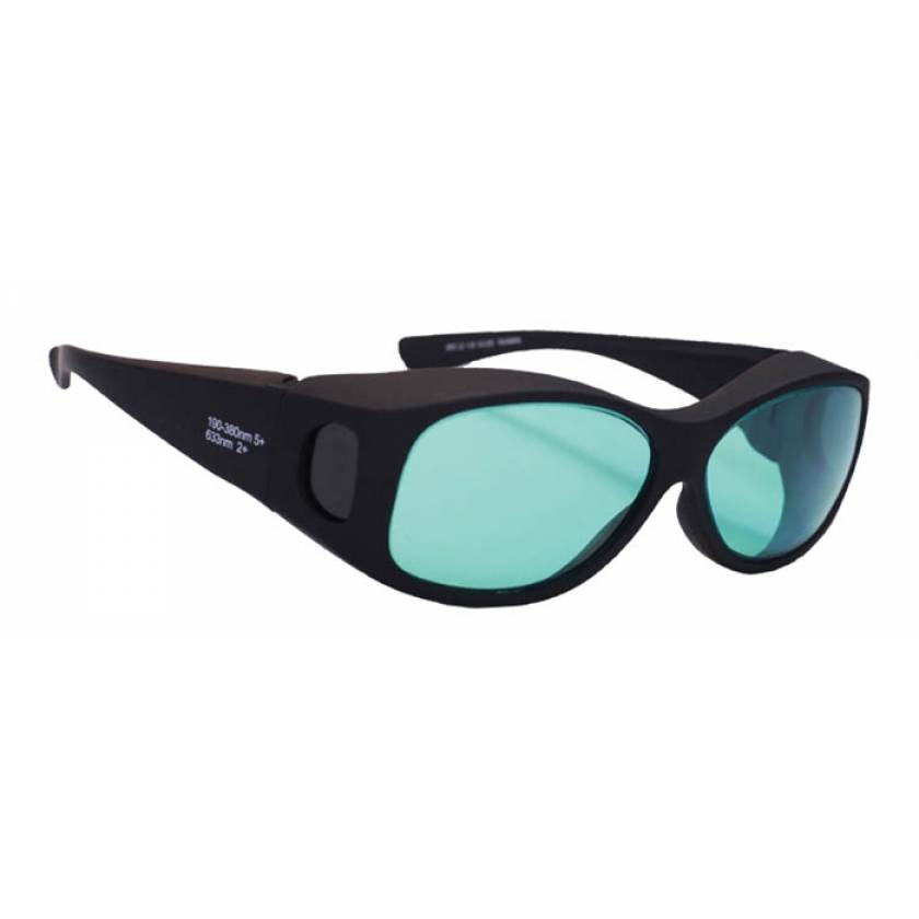 Helium Neon Alignment Laser Safety Glasses - Model 33