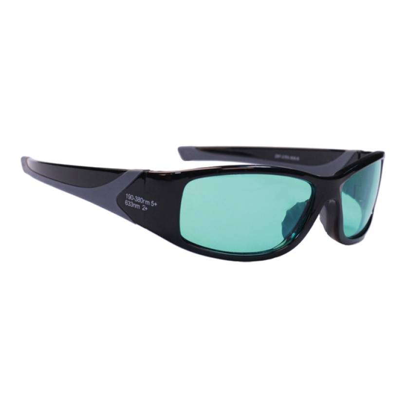 Helium Neon Alignment Laser Safety Glasses - Model 808