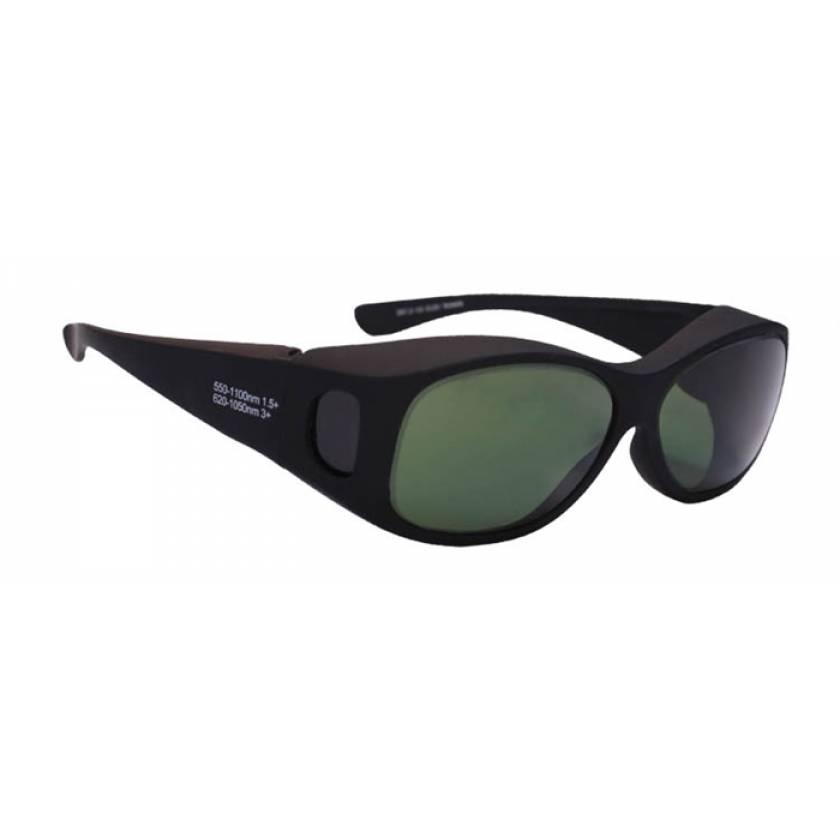 IPL Intense Pulse Light Fit-Over Laser Safety Glasses - Model 33