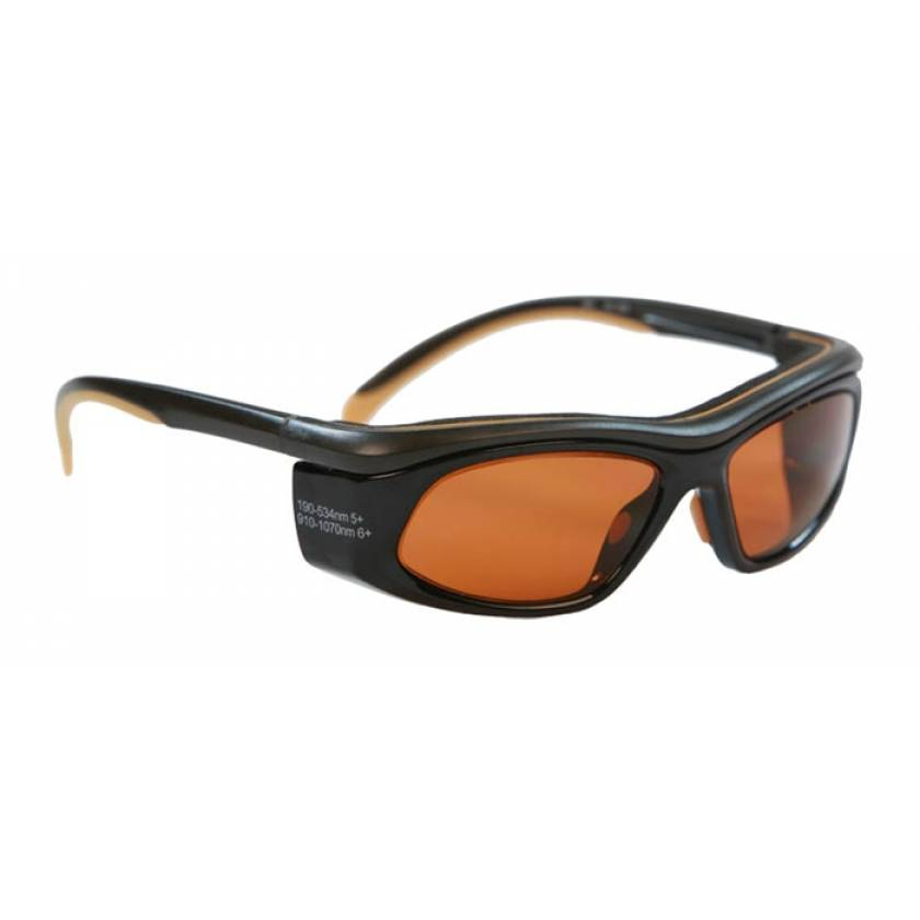 YAG Double Harmonics Laser Safety Glasses - Model 206
