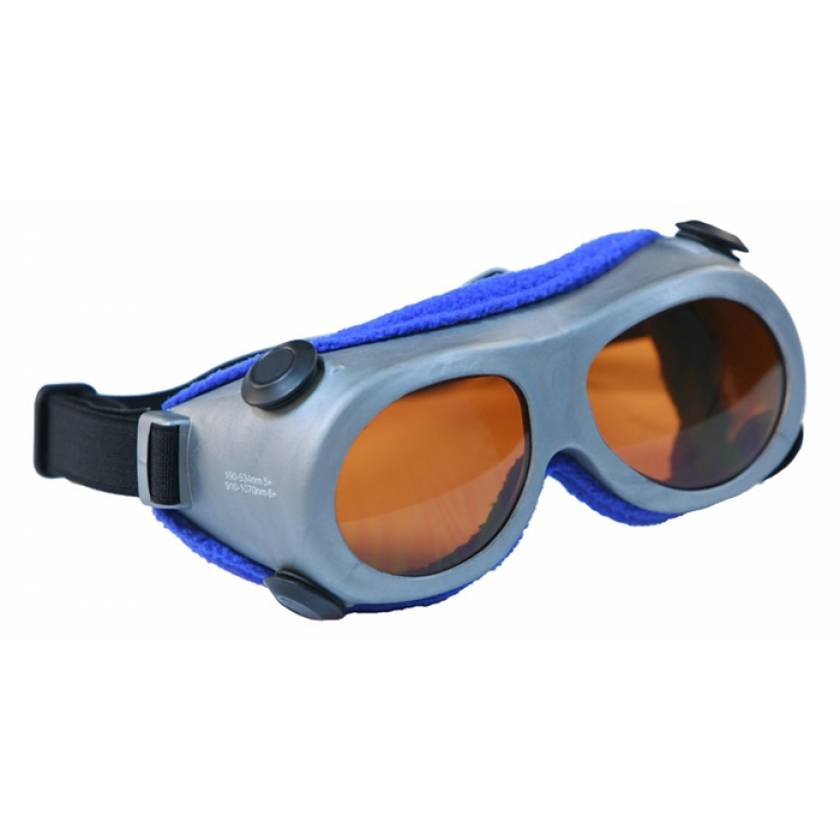 YAG Double Harmonics Laser Safety Goggles - Model 55