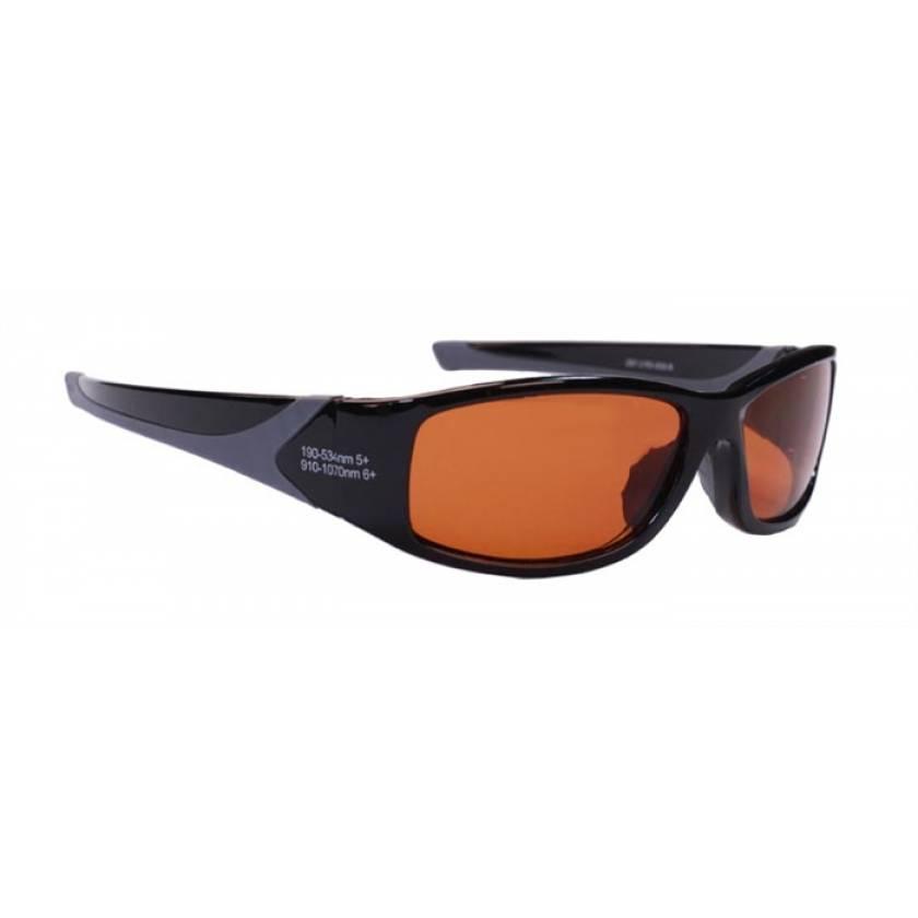 YAG Double Harmonics Laser Safety Glasses - Model 808