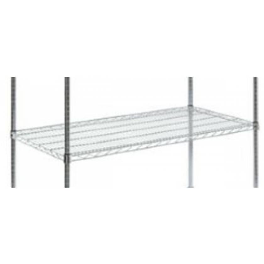 "Lakeside Replacement Wire Shelf 18""D x 48""L"
