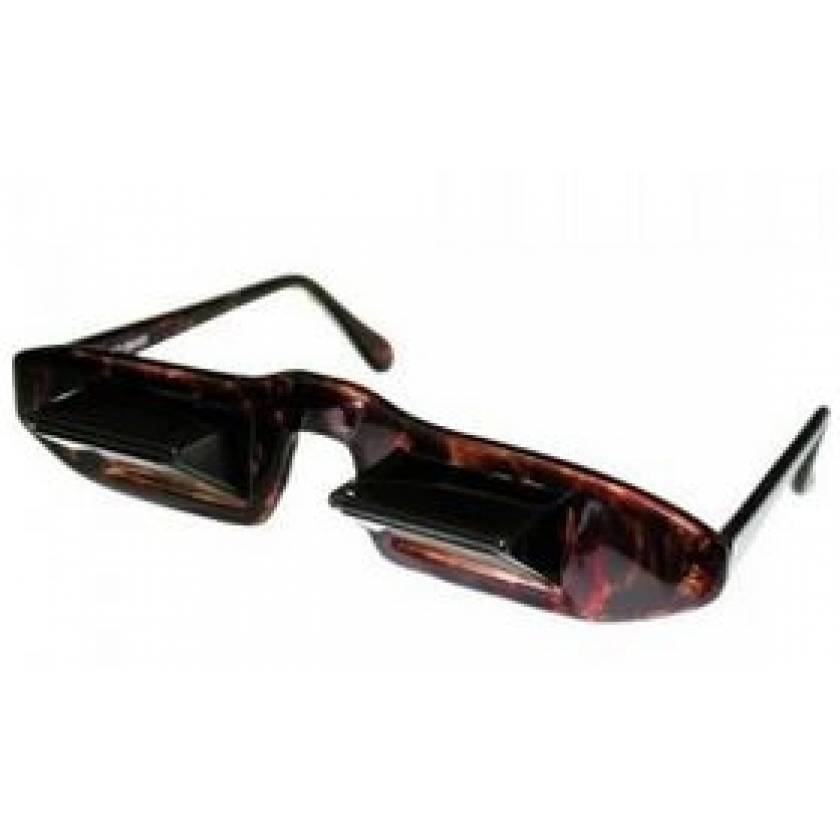 Nonmagnetic Prism Glasses