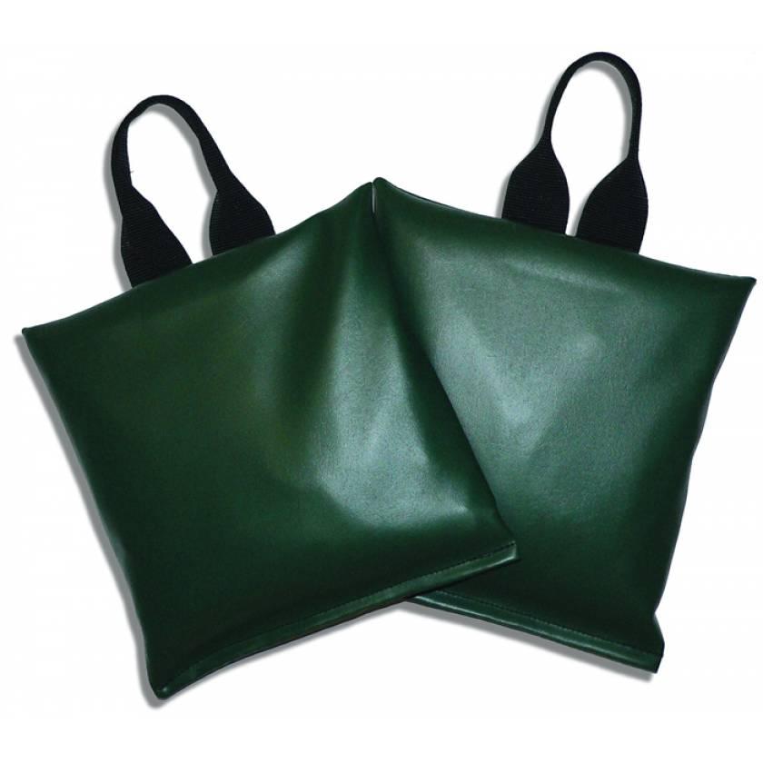 "Cervical Sandbag 2 Piece Set - 10 lbs Size 11"" x 11"""