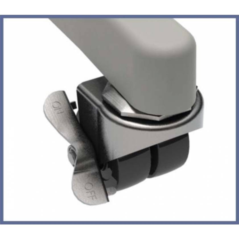 Easy Glide Locking Casters
