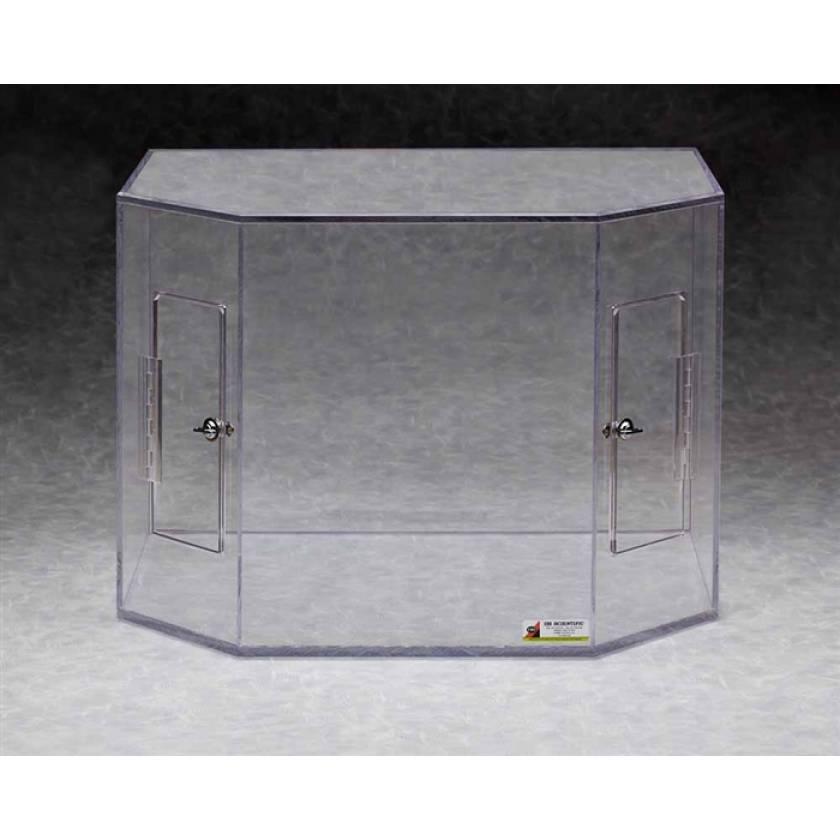 IBI Beta-Gard Acrylic Table-Top Workstation