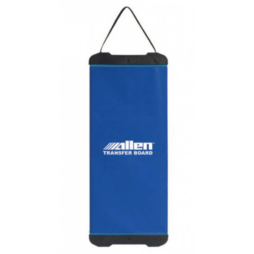 """Patient Transfer Board - Short and Narrow - 40"""" x 16.5"""" (100cm x 42cm)"""
