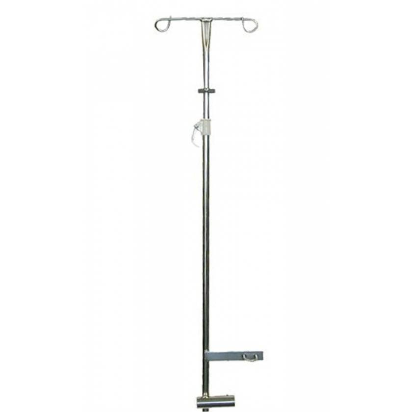 Aluminum Non-Ferromagnetic IV Pole for Wheelchair WCA2025SD27