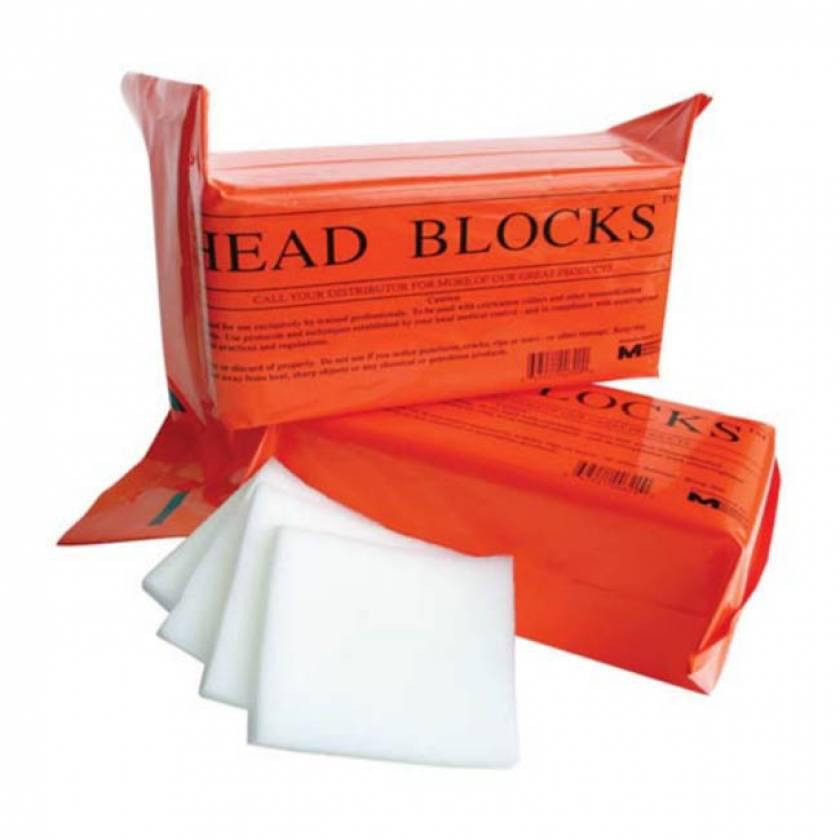 Morrison Medical 0323 Disposable Foam Head Blocks & Foam Cervical Pads
