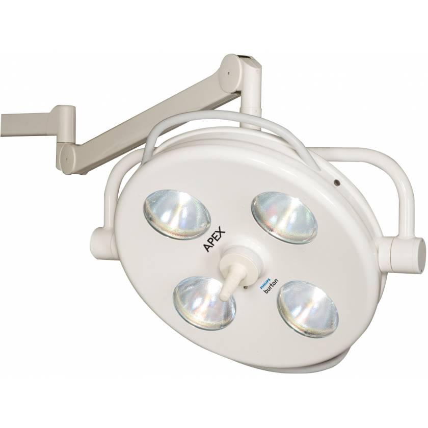 APEX Single Ceiling Mount Surgery Light