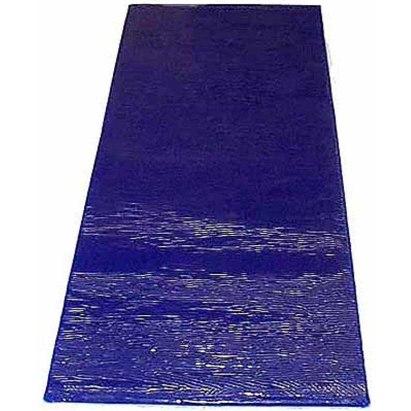 Blue Diamond Gel Full Length Table Pad