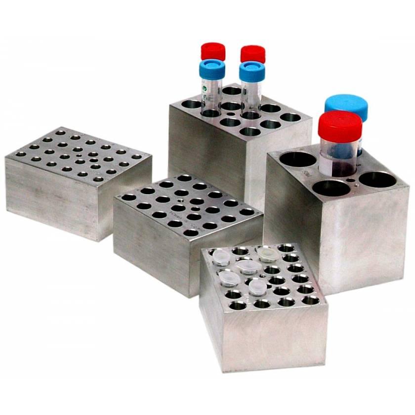 Block For Digital Dry Bath - 12 x 15ml Tubes