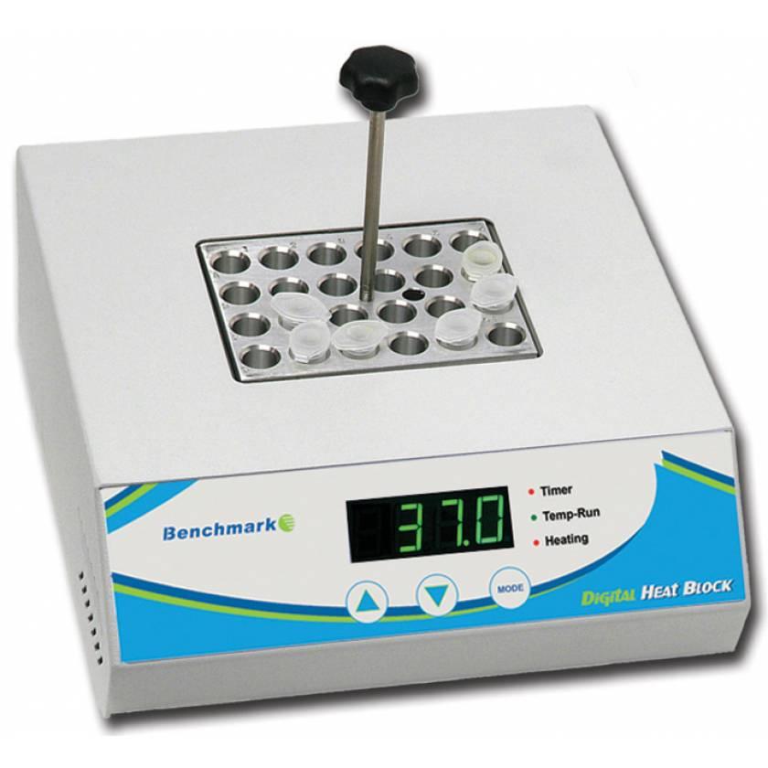 Digital Dry Bath - One Block